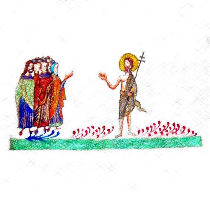 Предтеча и Креститель Господень Иоанн
